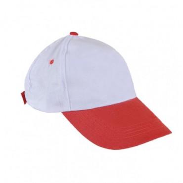 Beyaz Kırmızı Şapka